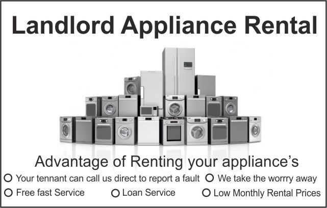Landlord Appliance Rental